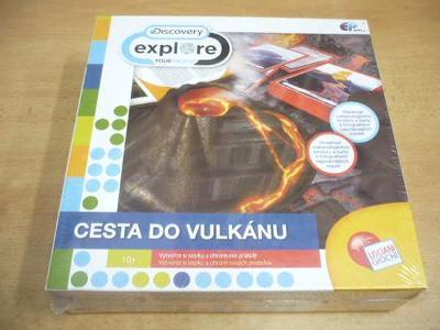 Stolní hra: CESTA DO VULKÁNU (Discovery Explore) / NOVÉ