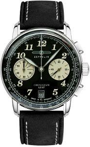 100% nové hodinky Zeppelin 7a7d7a3cad1
