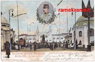 Ústí nad Labem DA 1903 výstava (Teplice Litoměřice Lovosice Děčín)