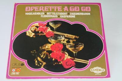 LP - Studio Orchestra Of Dureco Records - Operette A Go Go  (d9)