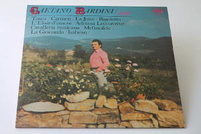 LP - Tenor - Gaetano Bardini  (d16)