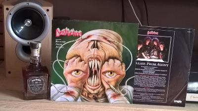 LP Destruction - Release From Agony