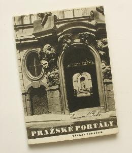 Pražské portály - Poche - Ehm - (H553)