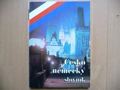 Německo-český a Česko-německý slovník - BONART 1991