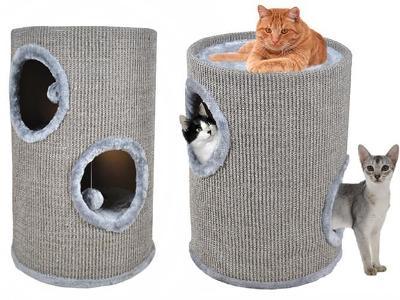 Kočičí strom tuba 50cm + STICKY MAT ZDARMA
