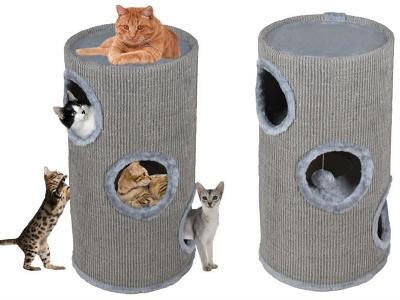 Kočičí strom tuba 70cm + STICKY MAT ZDARMA