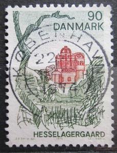 Dánsko 1974 Hesselagergaard Mi# 567 0008