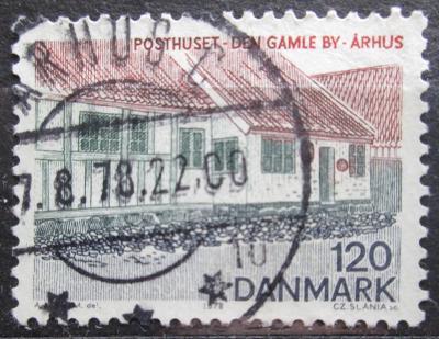 Dánsko 1978 Architektura Mi# 665 0009