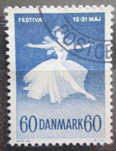 Dánsko 1962 Balet Mi# 403 0011