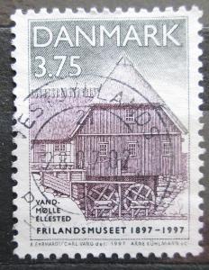 Dánsko 1997 Architektura Mi# 1147 0011