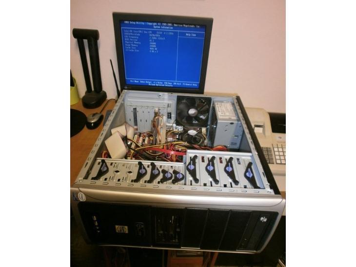 Herní PC sestava Coolermaster 1 - Stolní počítače