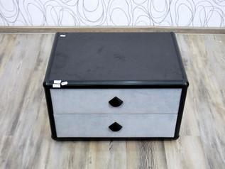 Noční stolek, kontejner se šuplíky (16430B) - Nábytek