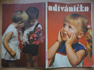 Odíváníčko - módní katalog pro děti od 2 let - 1971