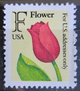 USA 1991 Tulipán Mi# 2116 A 0036