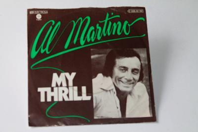 SP - Al Martino - My Thrill    (o9)