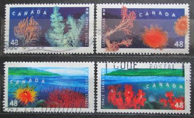 Kanada 2002 Korály Mi# 2049-52 0214