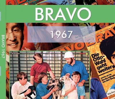 NEMECKE CASOPISY BRAVO 1967