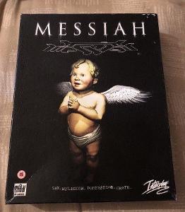 Messiah BIG BOX retro hra