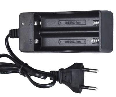 ARDU241 Nabíječka 2 ks Li-Ion baterií