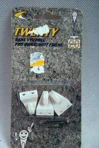 Twenty háčky 3ks (5811)