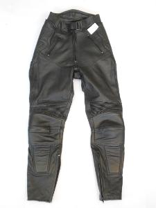 Kožené kalhoty WINTEX vel. ?- chrániče