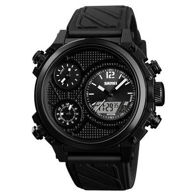Hodinky SKMEI 1290 - pánské sportovní vodotěsné hodinky s KOMPASEM ... 3713024db4