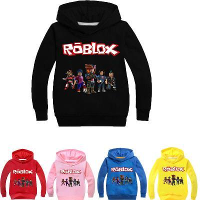 Roblox - dětská mikina s kapucí, různé velikosti