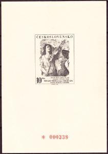 POF. PT 12a - ČERNOTISK VÝSTAVA PRAGA 1978 (T5318)
