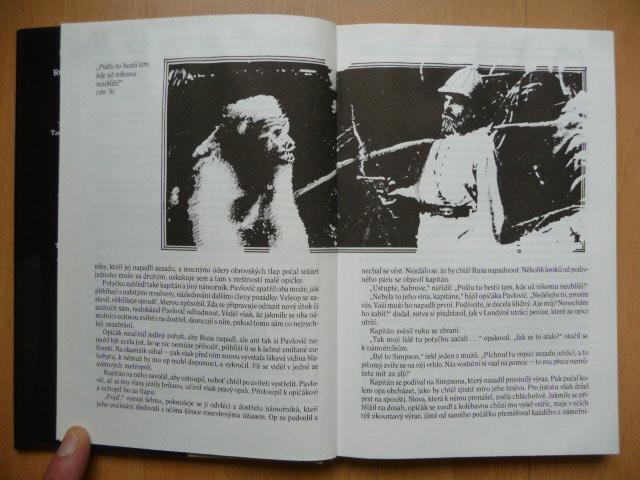 TARZANŮV SYN - Edgar Rice Burroughs - PASEKA 1992 - Knihy