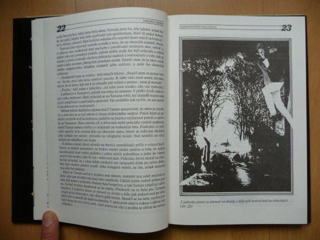 TARZANŮV NÁVRAT - Edgar Rice Burroughs - PASEKA 1992 - Knihy