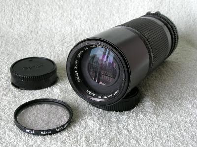 Canon FD 100-200mm