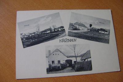 Křižínkov-Velká Bíteš-Brno venkov-1920