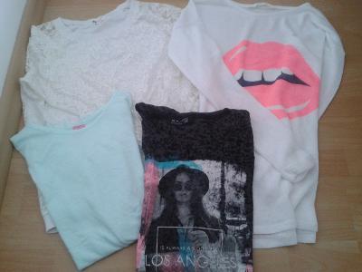 Set oblečení dívčí vel. 170 , H&M