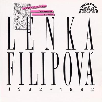 Lenka Filipová - 1982 - 1992 (The Best Of) CD Album
