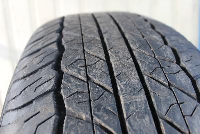 Letní pneu Dunlop Grandtrek AT20 265/65 R17 112S 60%