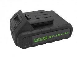 náhradní baterie pro vrtačku FREDDY FR004AKU,  FR004 20V/2Ah AKCE (8)