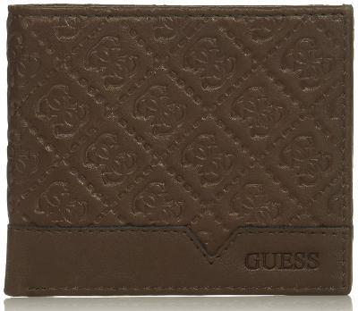 Pánská hnědá peněženka Guess - Slim Bifold-999kč - 15 MODELŮ V NABÍDCE  (6931717443) c860e012f9c