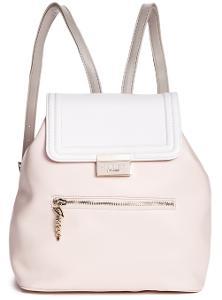 Růžový batoh Guess - Rosanna Flap Backpack - !!SKLADEM 4 BARVY V ČR!!