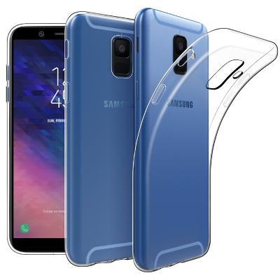Průhledný tenký ohebný zadní kryt pouzdro obal pro Samsung Galaxy A3