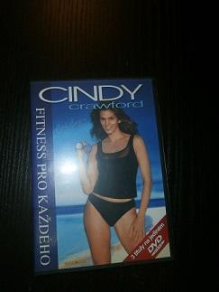 DVD Cindy Crawford-cvičení