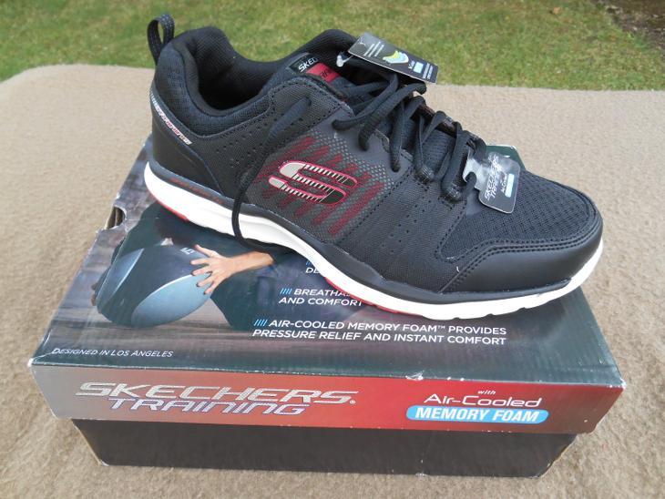Nové pánské sportovní boty zn.  SKECHERS - vel. 43 (6938198792) 5152c3efc0