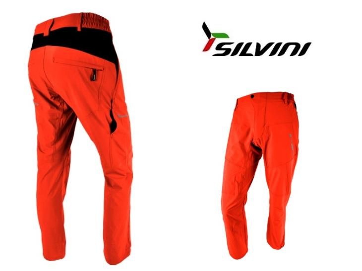 3a2ef4fd1c5 Pánské kalhoty - SILVINI - Sente - vel.XL - PC 1.899