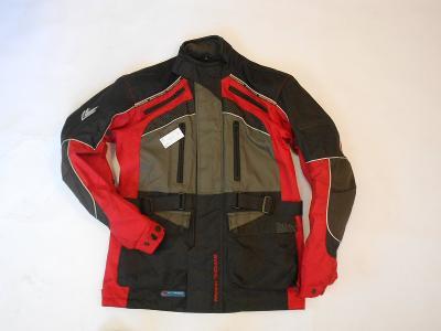 Textilní bunda FRANK THOMAS vel. M- odvětrávání