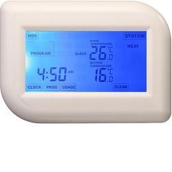 programovatelný termostat TE-012T  h1612 Výprodej