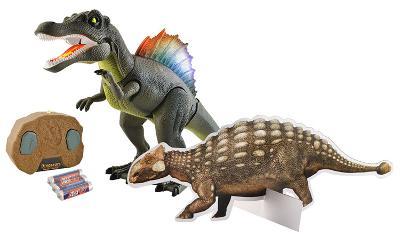 Dinosaur - řízená hračka + STICKY MAT ZDARMA