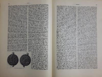 ČESKÝ SLOVNÍK BOHOVĚDNÝ, 1915, V. KOTRBA PRAHA Sešit 33