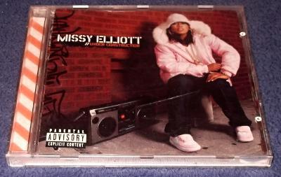 CD Missy Elliott - Under Construction