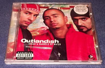 CD Outlandish - Bread & Barrels Of Water