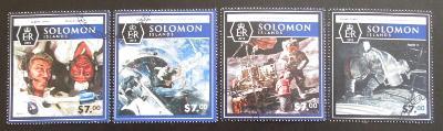 Šalamounovy o. 2015 Mise Apollo Mi# 3466-69 0819