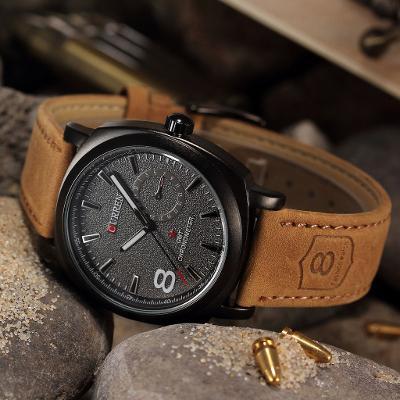 0eecd8e328e Hodinky CURREN 8139 - elegantní UNISEX hodinky (6932033492)